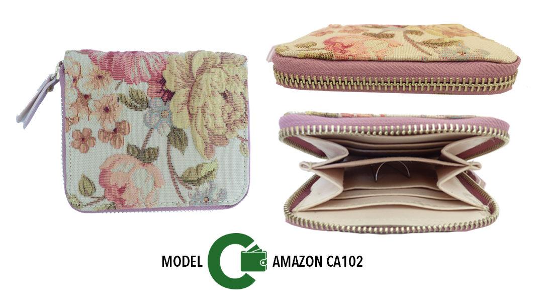 Amazon Kadın Cüzdan Model CA102